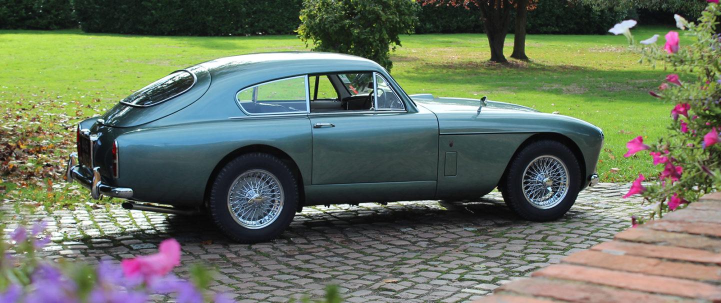 1958 Aston Martin Db Mkiii Saloon Viaretro